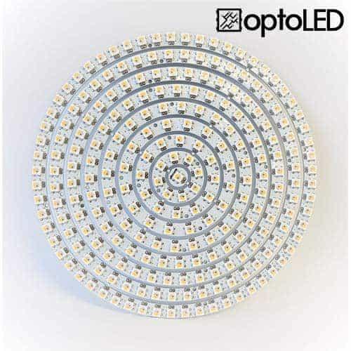 LED Pixel Disc
