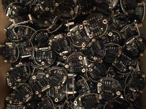 Electronics Pixel Strobe