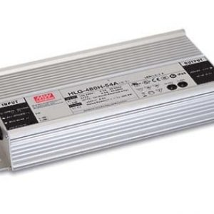 Mean Well HLG-480H-12  12V/480W Outdoor Power Supply