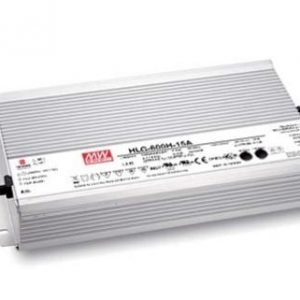 Mean Well HLG-600H-12  12V/600W Outdoor Power Supply