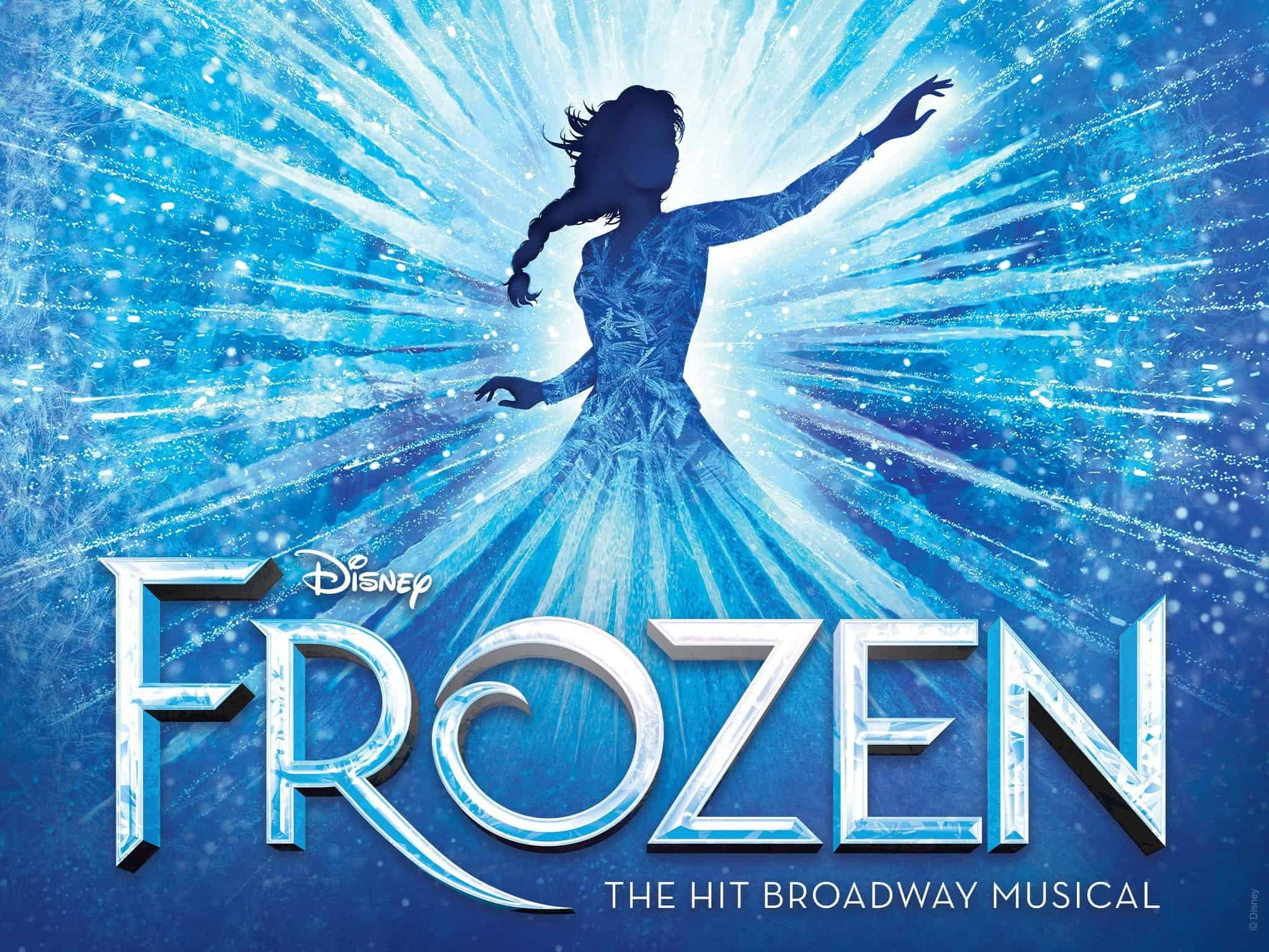 Frozen the musical Australia